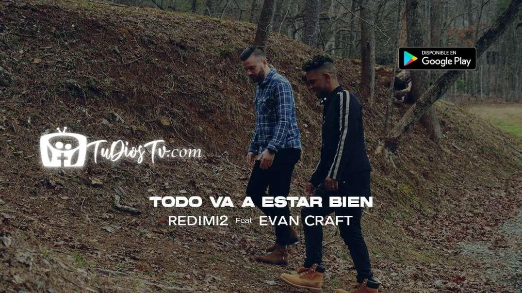 Redimi2 feat. Evan Craft - Cover - Sam Rivera - Todo va a estar bien