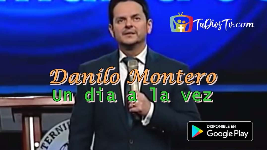 Danilo Montero - Un dia a la vez
