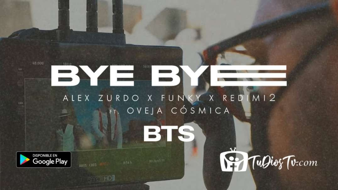 Funky x Alex Zurdo x Redimi2 Ft Dahian (La Oveja Cósmica) - Bye Bye
