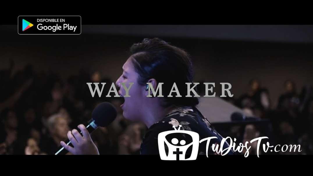 WAY MAKER - SPANISH - CENTRO VIDA