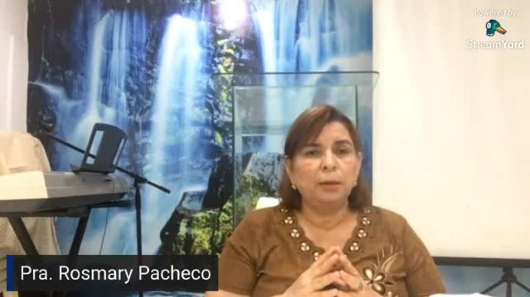 Entrevista a la Pastora Rosmery Pacheco