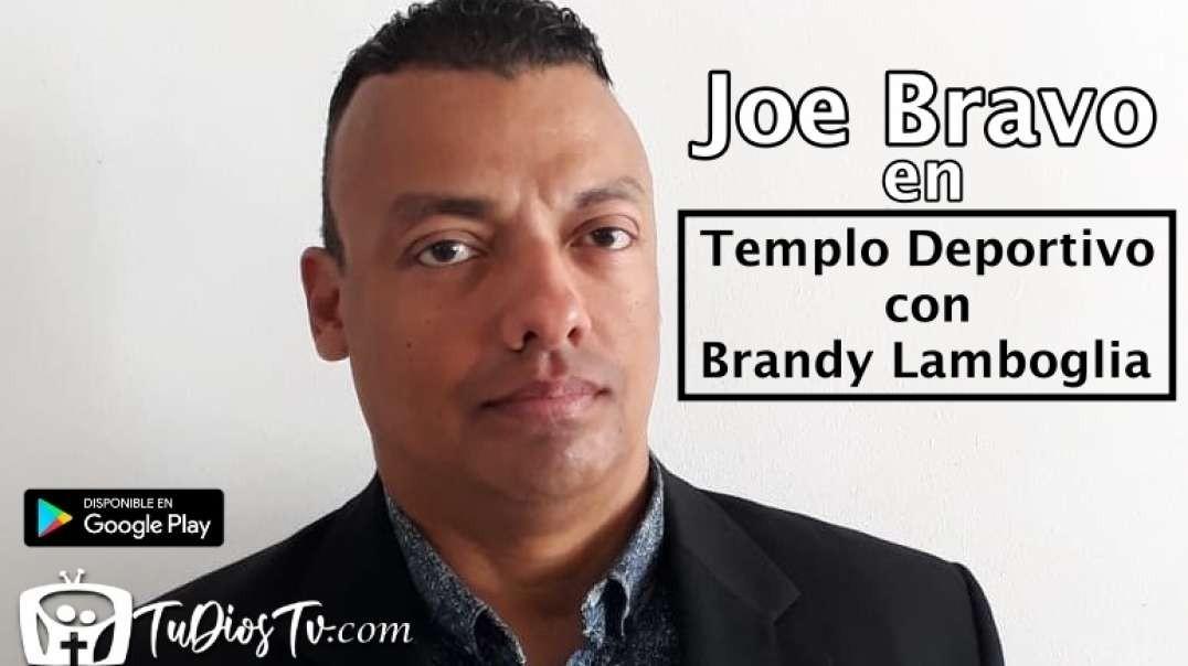 Entrevista con el Luchador profesional  Joe Bravo
